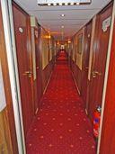 Hotel / Passagiersboot 138 passagiers
