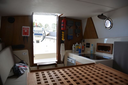 Seafury 900 Cabin