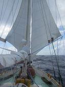 One-off Stalen Spitsgatter Windjammer