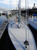 Nordic Folkboat . Hugenaut